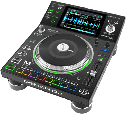 Denon DJ Prime multi-media player
